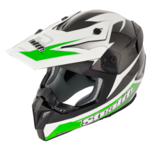 "STEALTH Carbon MX ""Green Edition"""